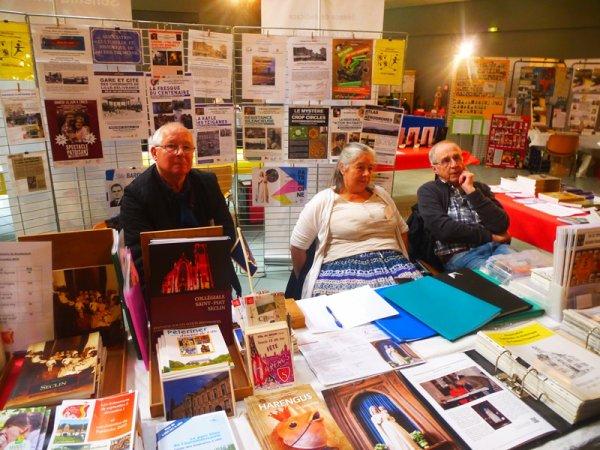 Le salon du livre d'histoire régionale de Gondecourt