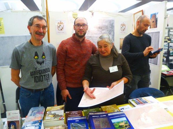 Le week-end dernier, Weppes en Flandre était présent au 7ème Forum du Mélantois à Ronchin