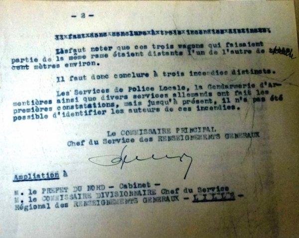 Un acte de résistance à Armentières pendant la Seconde Guerre mondiale