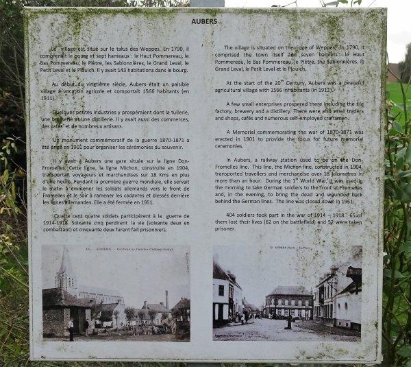 Le circuit du Tilleul du Joncquoy