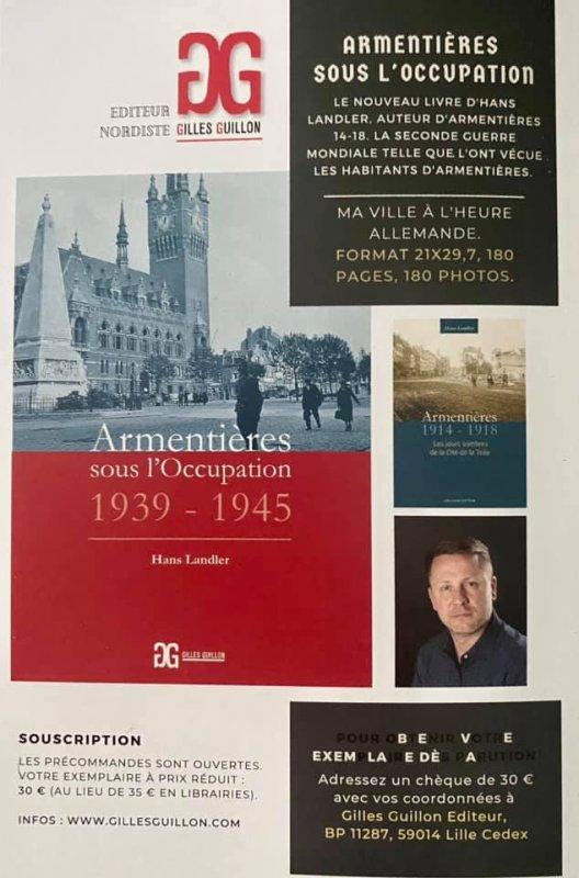 Armentières pendant la Seconde Guerre mondiale