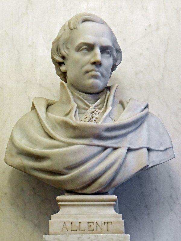Pierre Joseph Alexandre Allent, du siège de Lille au Conseil d'Etat