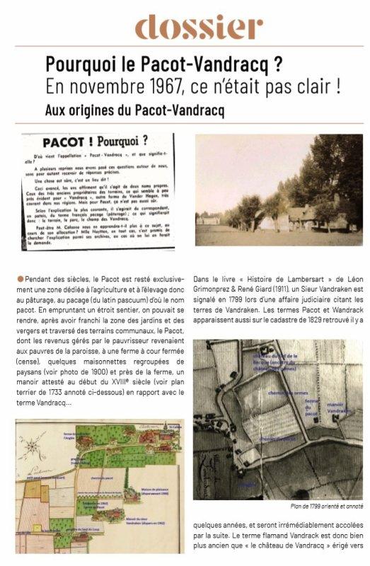 Le Bulletin historique n° 21 de Lambersart