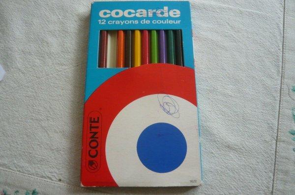 Les crayons de bois ou de couleur Conté, de l'expédition d'Egypte à nos cartables d'écoliers