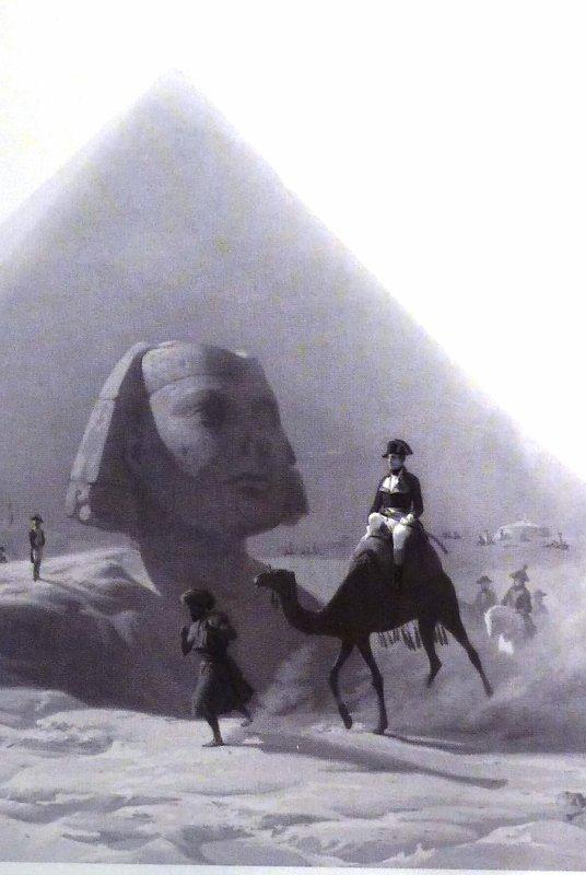 Soldats du pays de Weppes, du haut de ces pyramides, quarante siècles vous contemplent