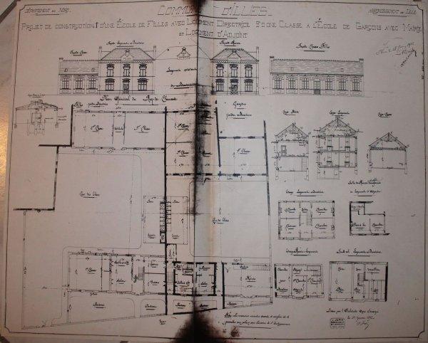 L'école buissonnière à Illies dans l'entre-deux-guerres