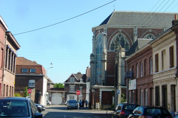 Le Bourg de Lomme, c½ur d'un ancien village rural