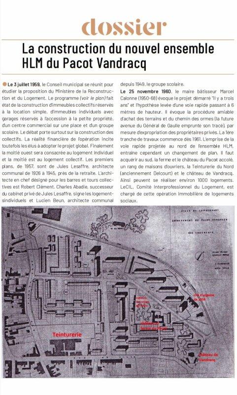 Le Bulletin historique de Lambersart n° 22