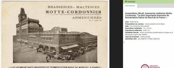 Le pays de Weppes aux Archives du monde du travail à Roubaix