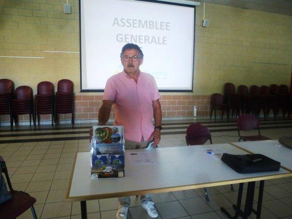 Assemblée générale de l'office de tourisme de l'Armentiérois et du Pays de Weppes