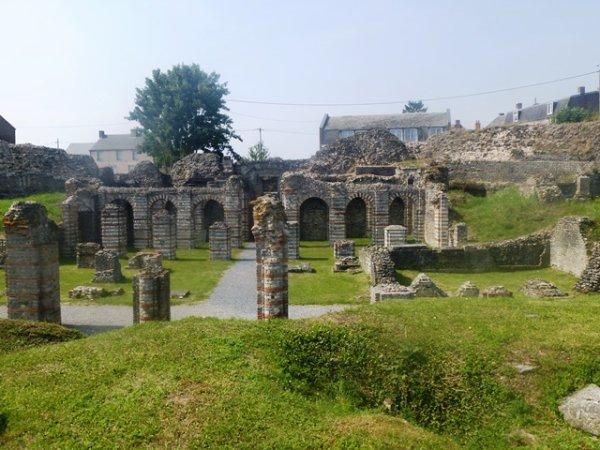 Le forum antique de Bavay