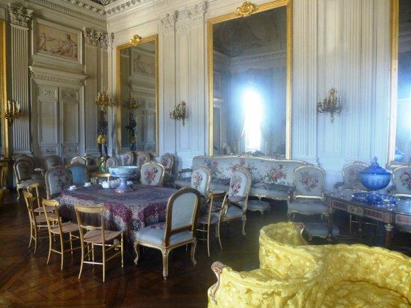 Le château de Compiègne, un des palais préférés de Napoléon