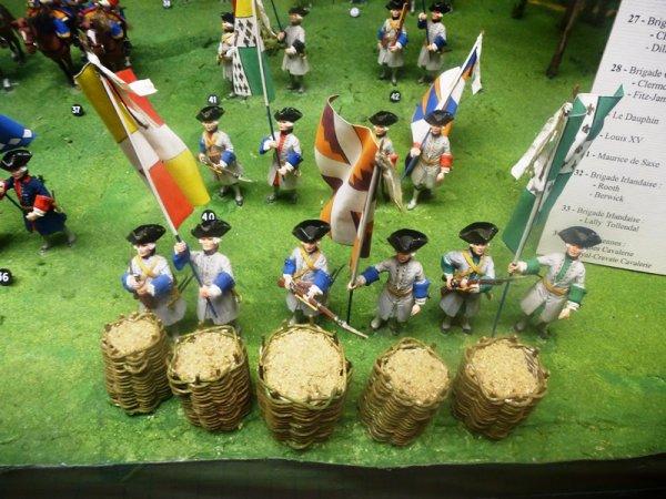 Le musée de la figurine de Compiègne