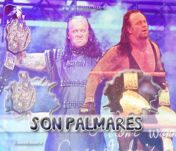 ✘The Source About Undertaker      /        Article : Palmarès          /        X-undertaker-X.skyrock.com