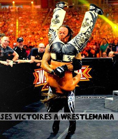 ✘The Source About Undertaker / Article : Ses Vistoires A Wresltmania / X-undertaker-X