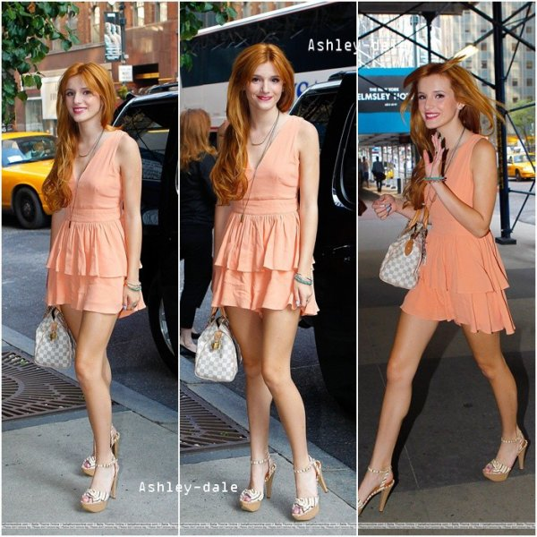 Bella , a New york :)