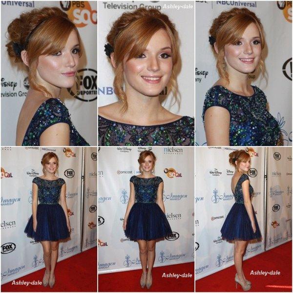 Bella aux  Imagen Awards 2012 ;)