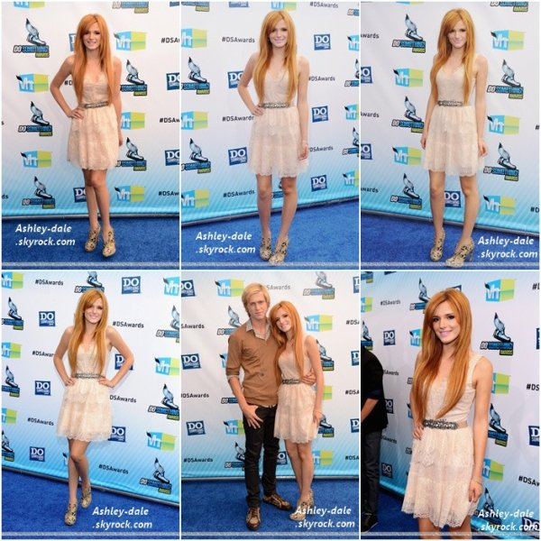 Bella au Do Something Awards 2012