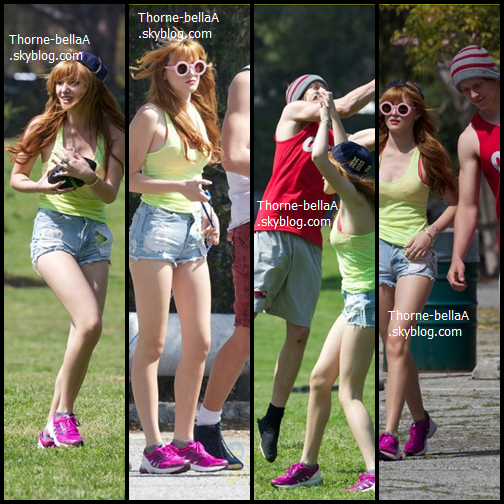 News sur Bella Thorne