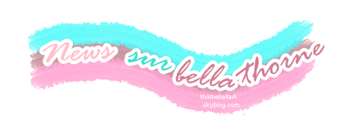 • News sur Bella Thorne •