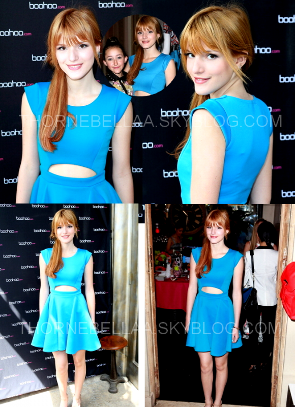 ♦ NEWS SUR BELLA THORNE♦