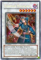 Modification de mon deck magicien