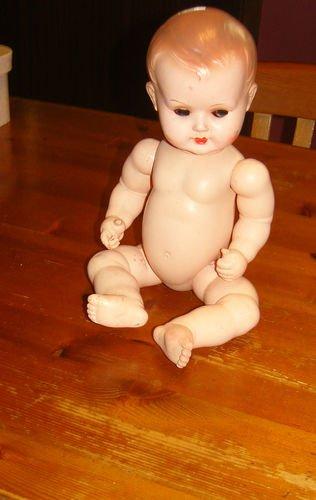 ber voila un jolie  bebe
