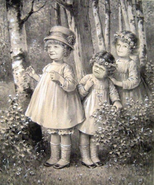 la mémère josy et ses copines