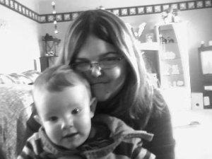 Moi et mon tit-pou ♥ ♥