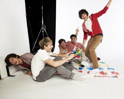 Les One Direction et les fictions...