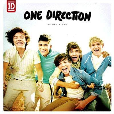 CD : Up all Night ♪