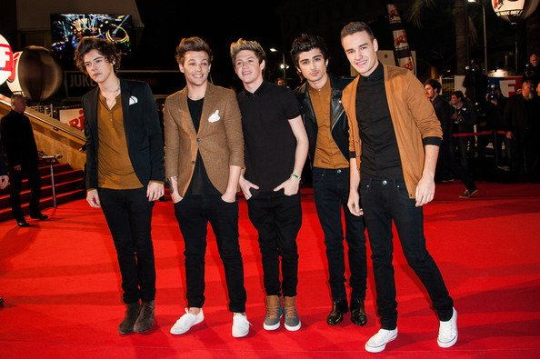 NRJ Music Awards 2013 : Bravo One Direction.