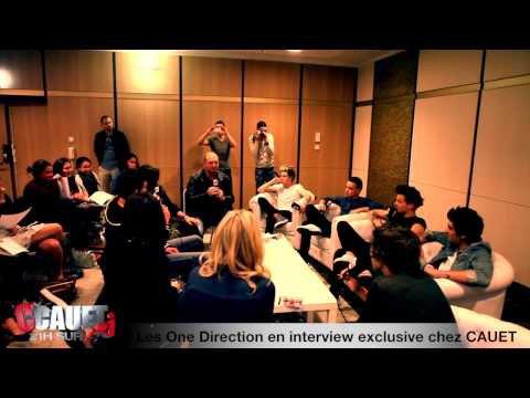 C' Cauet interview du 28/01/2013