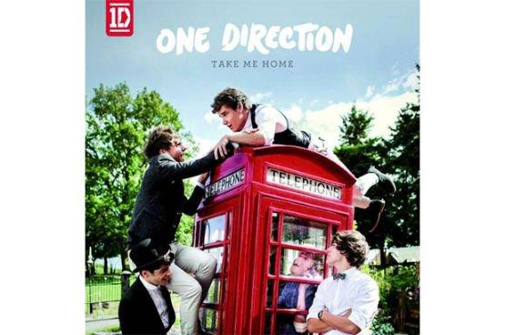CD : Take me home ♫