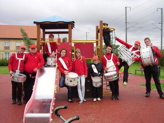 mwa toujour et le groupe des musicos de saint omer