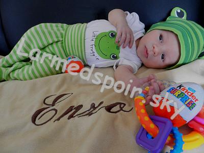 Le 15 Septembre 2011    #ENZO#    mon fils