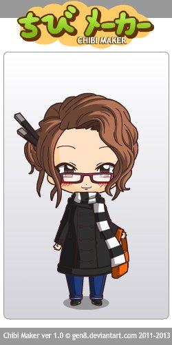 Blog tenue par une NekoMusume ( fille chat ) venue tous droit du folklorique japonais ( si vous voyez des poissons volant appelez moi XP )