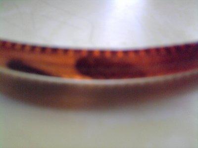 diadéme léopard , un marron et au orange clair