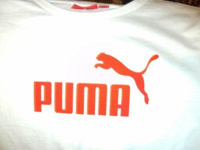 t shirt puma