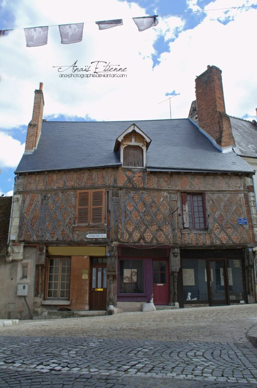Saint-Aignan-Sur-Cher, y'a pas à dire, la France est un joyau !