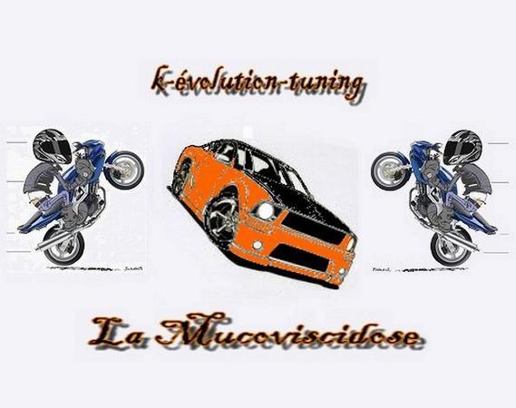 le club k-evolution-tuning recrute pour la bonne cause