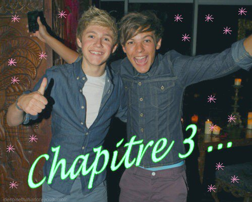 Chapitre Three..A big discovery..