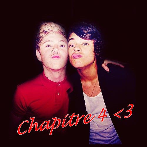 Chapitre Four ..I kissed him..He kissed me.