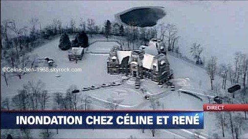 Céline Dion : Son luxueux manoir (enfin) vendu une petite fortune...
