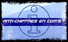 New : Groupe Anti-Chiffres en com's