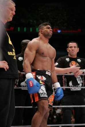 "Alistair ""The Demolition Man"" Overeem"