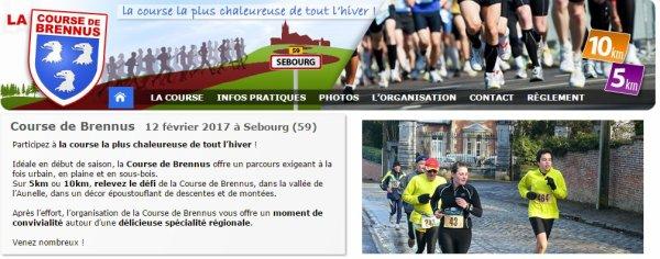 Course Brennus le 12/02/2017 à Sebourg