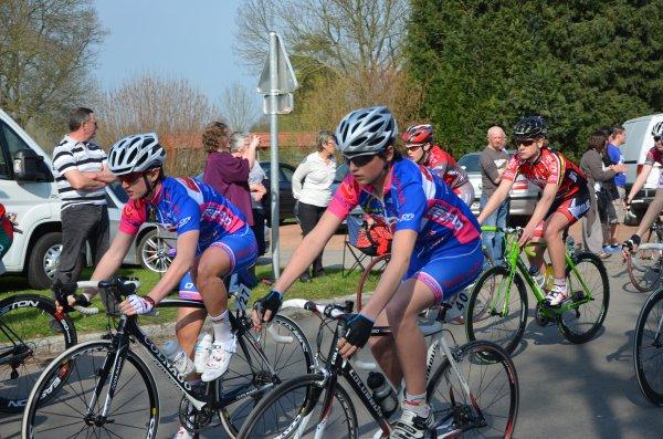 Course  à Montroeuil 24/03
