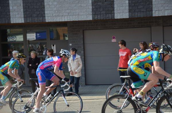 Course  à Zottegem 25/03