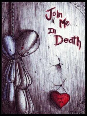 si tu m'aime meure av moi